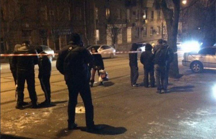 В Днипре граната взорвалась под офисом организаторов Марша достоинства