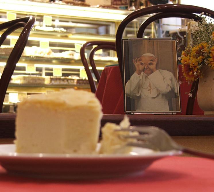 История на тарелке: Папская кремовка – сладкий грех и райское удовольствие — превью