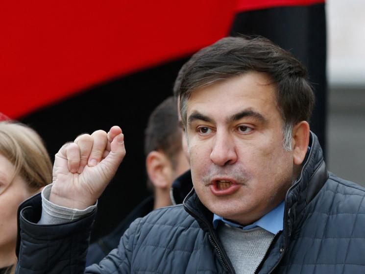 Саакашвили - не беженец: Кто спасает Михо от депортации из Украины