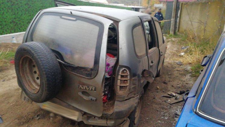 НаОдещині врезультаті вибуху автомобіля загинув чоловік