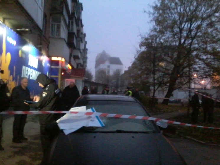 УХмельницькому стріляли: 5 поранених