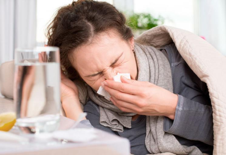 Чиновник: Епідемія грипу устолиці йде наспад