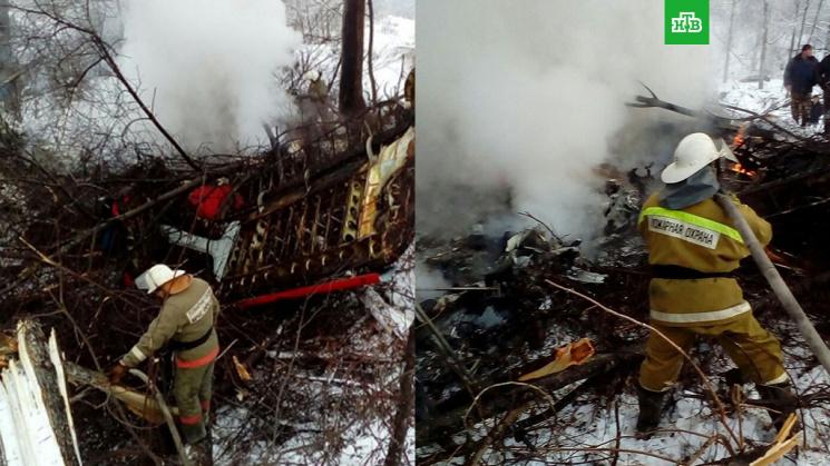 ВАмурській області розбився літак Ан-2, загинув пілот