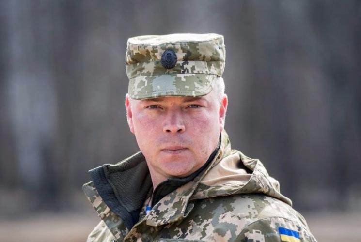 АТО наДонбасі очолив генерал Михайло Забродський