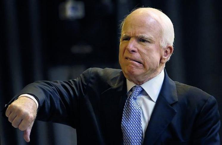 Американский сенатор неповерил вдобрые намерения Путина