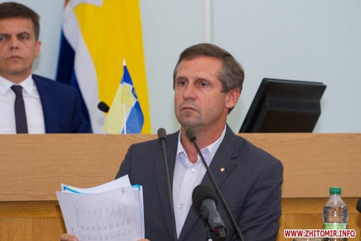 """Як російськомовний """"тимошенківець"""" став заступником мера Житомира"""