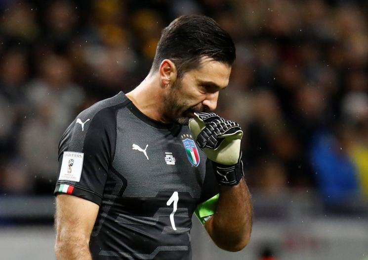 Збірна Швеції сенсаційно не впустила Італію на Росію