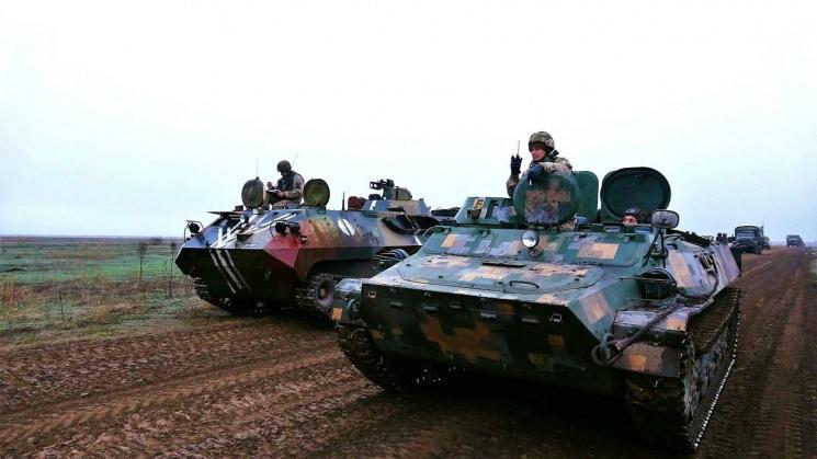Головні гарячі точки АТО: Де Захарченко боїться прориву ЗСУ (КАРТА)