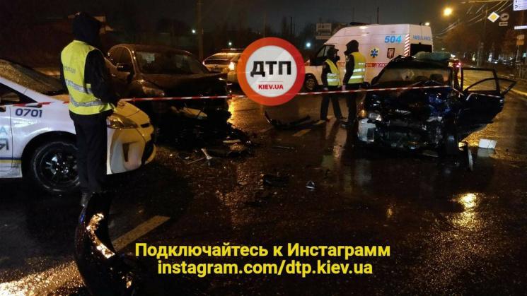 Смертельна ДТП у Києві: Начальника МРЕВ затримали