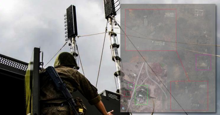 Наокупованому Донбасі зафіксована російська станція перешкод «Житель»