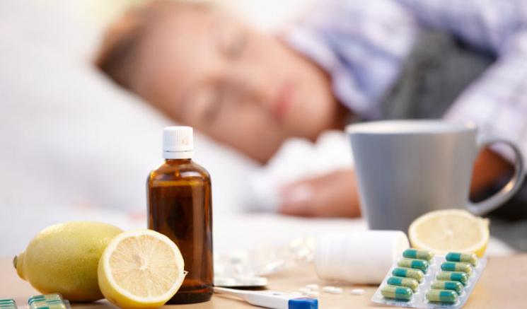 У Хмельницькому на грип та ГРВІ захворіли дві тисячі містян