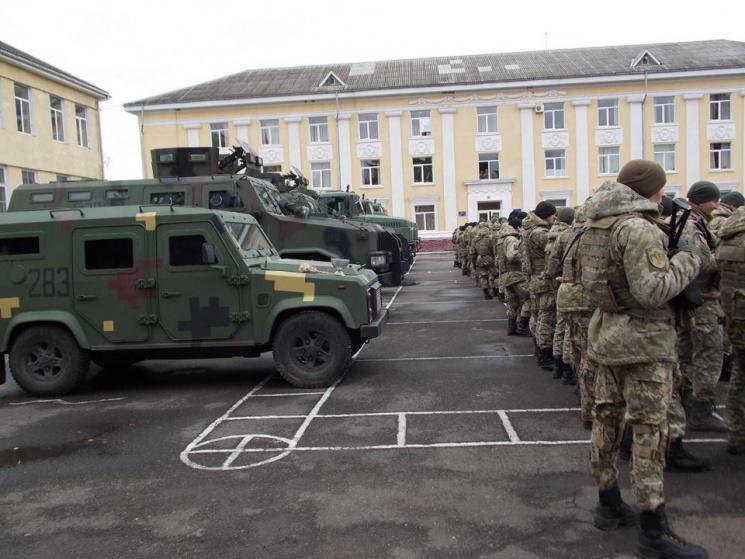 Прикордонники посилили охорону українсько-словацького кордону