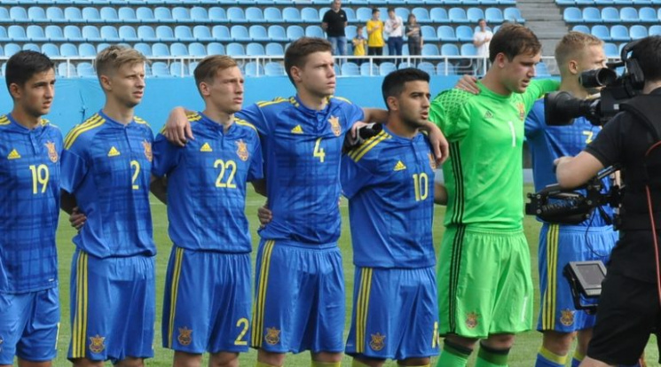 Україна U-21 на виїзді перемогла Шотланд…