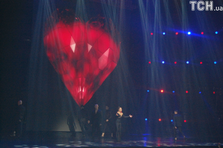 Лорак зірвала овації на концерті в Києві…