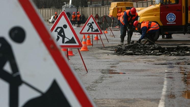 УЛМР розповіли, доки триватиме ремонт вул. Личаківської