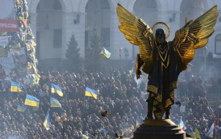ПрацівникиАП приєдналися дотолоки наАлеї Героїв Небесної сотні