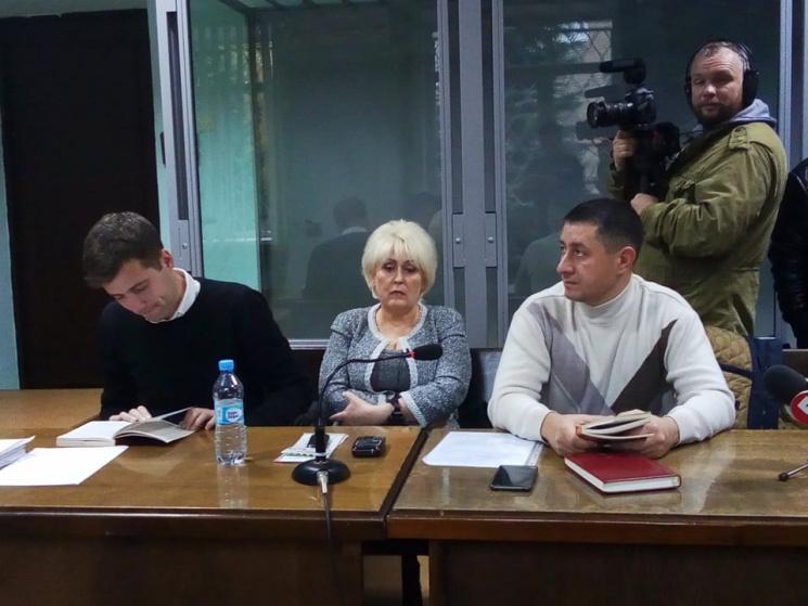 Судьи разрешили Штепе уехать изХарькова