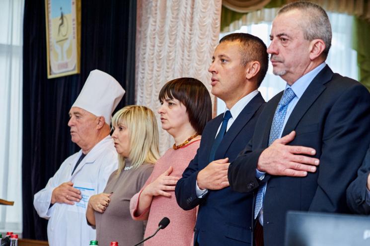 У Вінниці радилися АТОвці й волонтери з…