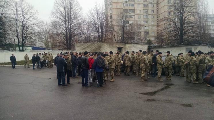 У Харкові обирають запобіжний захід начальнику Університету Повітряних Сил (ФОТО)
