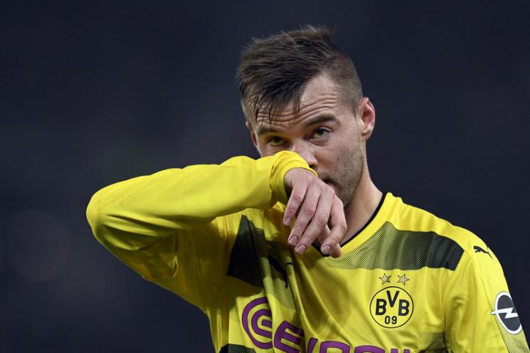 Ярмоленко зачепився затоп-10 найкращих гравців Бундесліги