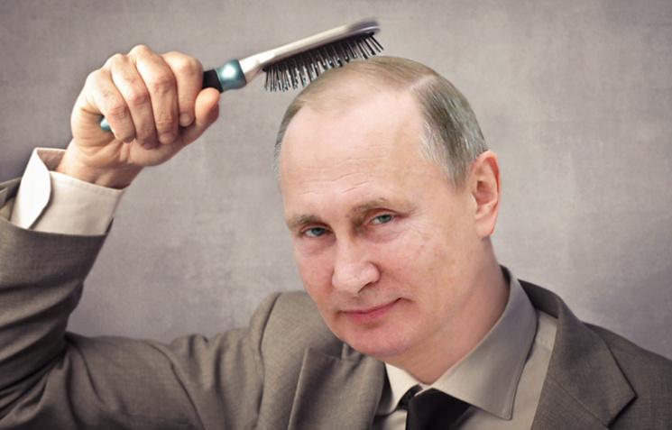 Где купить волосы Путина? (ФОТОЖАБЫ)