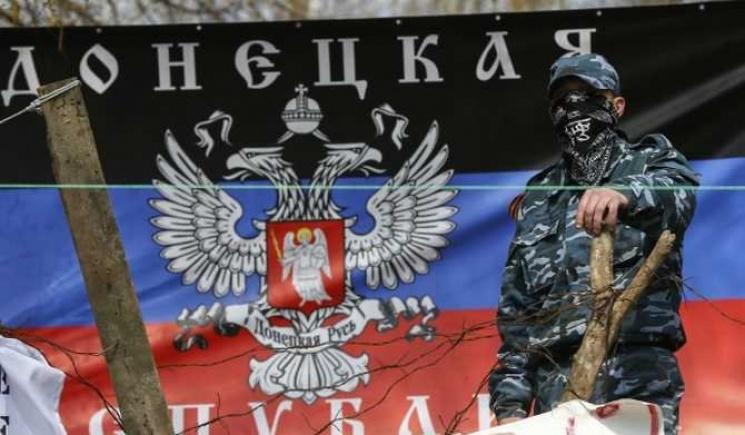 """Бойовик повідомив, що центр Луганська оточили """"війська """"ДНР"""""""