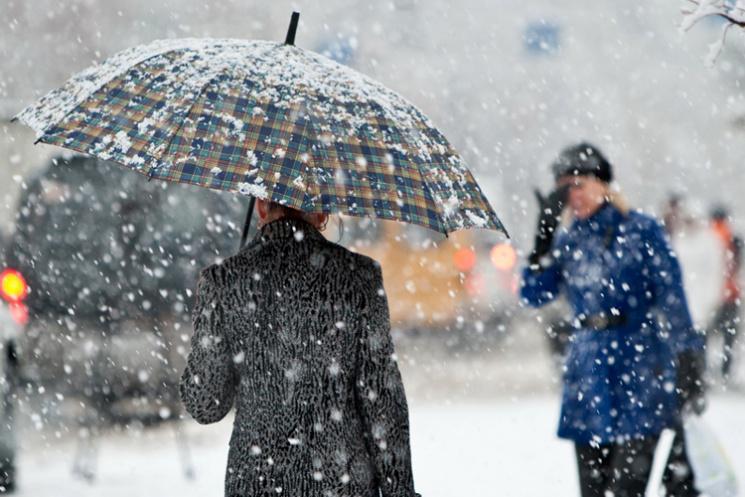 ВХарьковской области объявили штормовое предупреждение— Зима недалёко