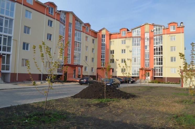 Темпи житлового будівництва вУкраїні зпочатку 2017-го зросли на21,4%