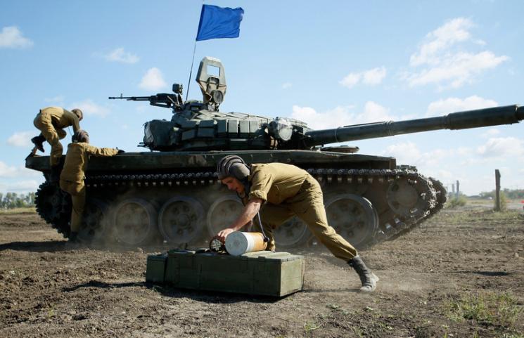 ВСУ говорили о смерти 5-ти украинских военных вДонбассе засутки