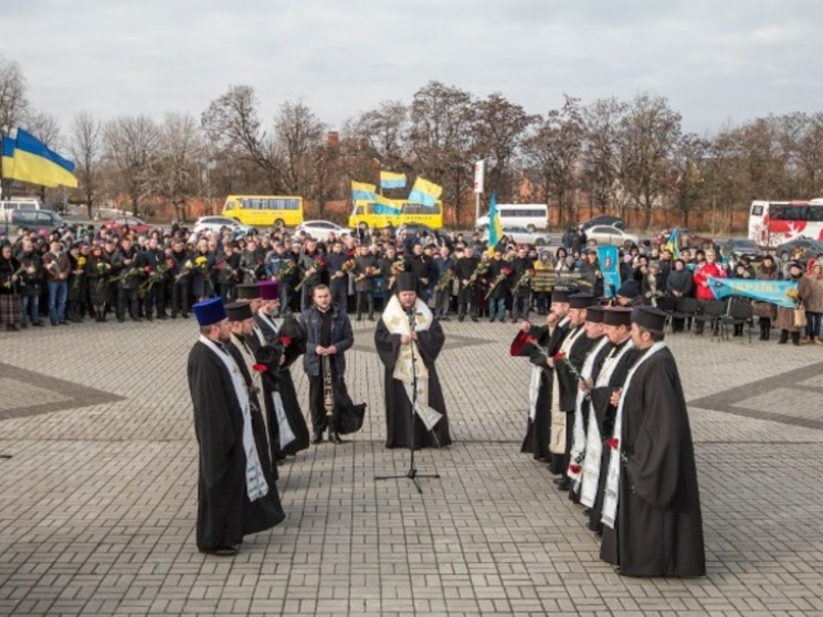 ВХарькове почтят память жертв Голодомора: Поминальные мероприятия