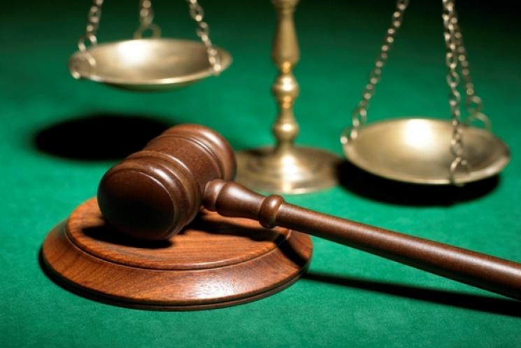 На Рівненщині суддя не одягнувся на засі…