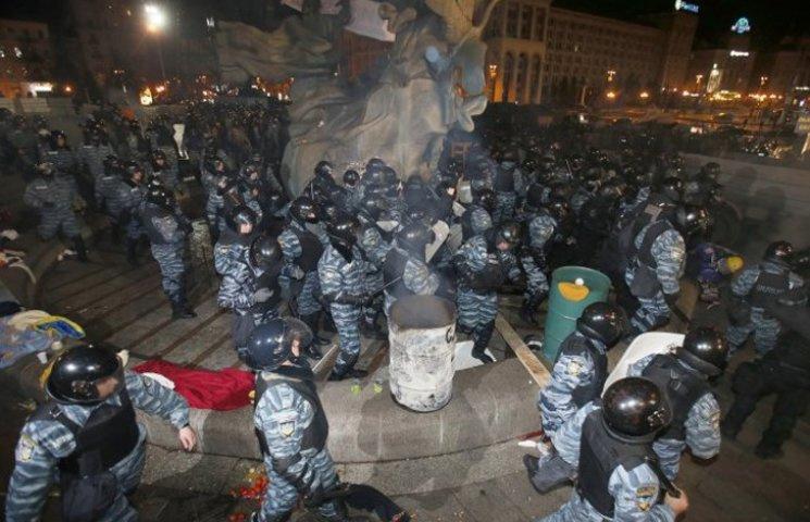 Страшна ніч Майдану: Про що шкодують боє…