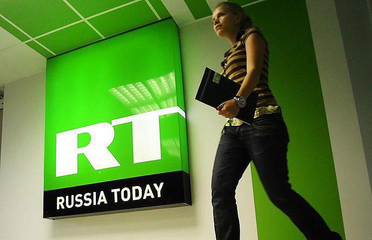 Журналістів Russia Today позбавили акредитації при Конгресі США