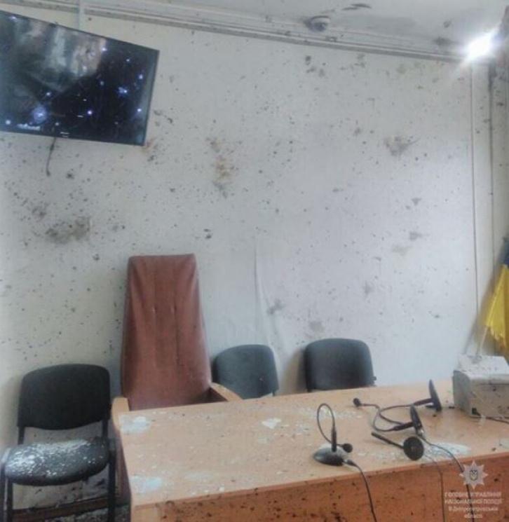 Всуде Никополя произошел взрыв. Есть погибший ираненые (дополнено, фото)