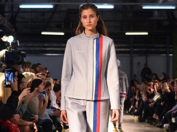 Zasport представила коллекцию одежды кИграм