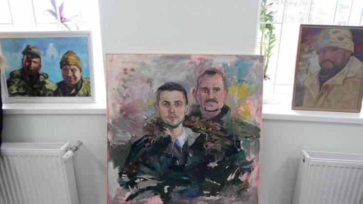 На честь українських захисників у Сумах створять галерею