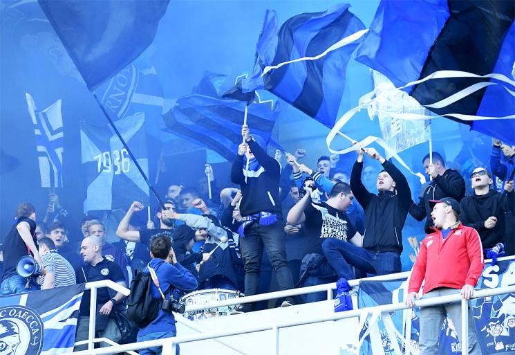 Український футбольний тренд: клуби проти вболівальників