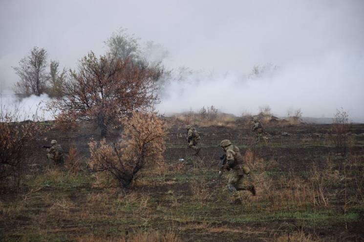 Вихідні на Донбасі: Де бійці ООС протиді…