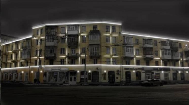 Будинок на площі Гагаріна незабаром зася…