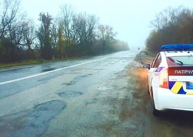 Вердикт копів: Місячне обстеження доріг Тернопільщини виявило тисячі порушень