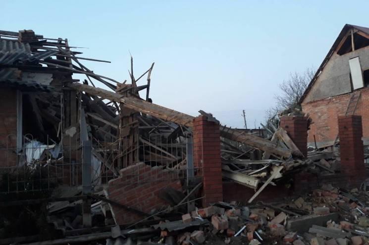 На Харківщині у будинку вибухнув газ: Є…