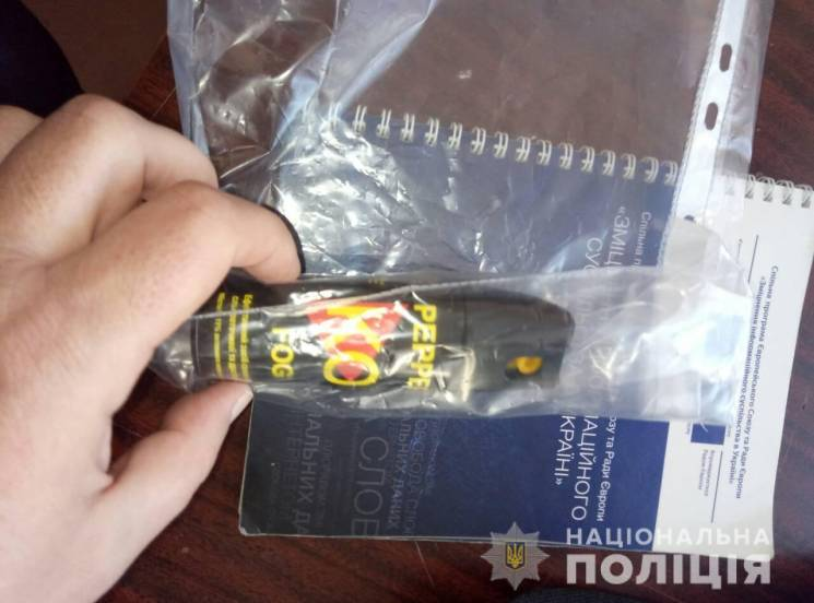 У Миколаєві розпилили газовий балончик у приміщенні школи