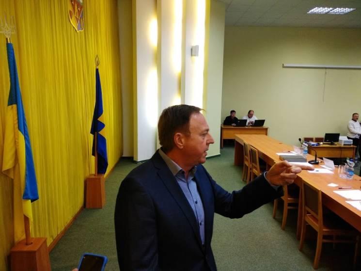 НАЗК взялася перевіряти декларацію першого заступника голови Полтавської облради