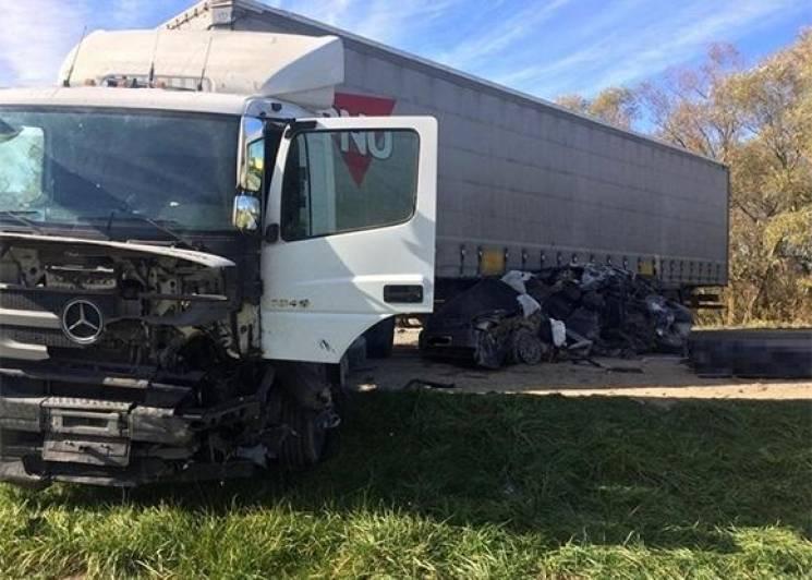У Новоросійську сталася аварія, загинули двоє людей