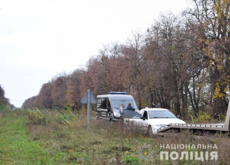 На Черкащині затримали чоловіка, який у Вінниці напав на вагітну жінку