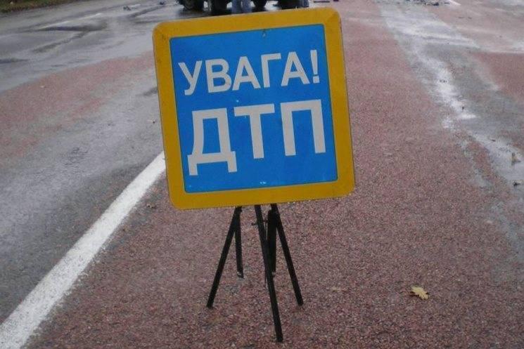 Неподалік Льотної академії в Кропивницькому водій на BMW збив пішохода