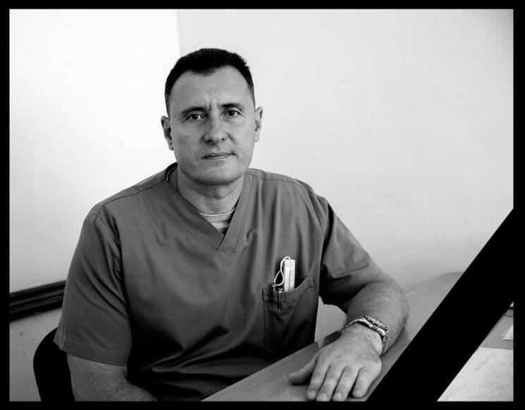 В одеському госпіталі під час операції раптово помер лікар