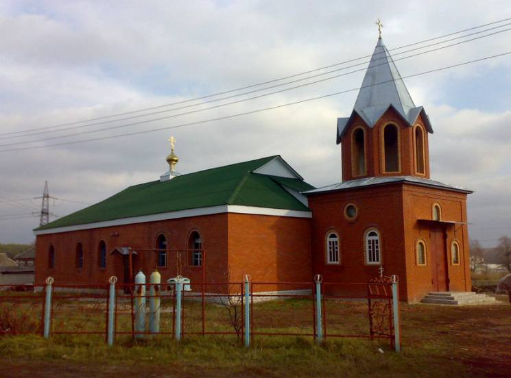 На Харківщині пограбували храм Московського патріархату (ФОТО)