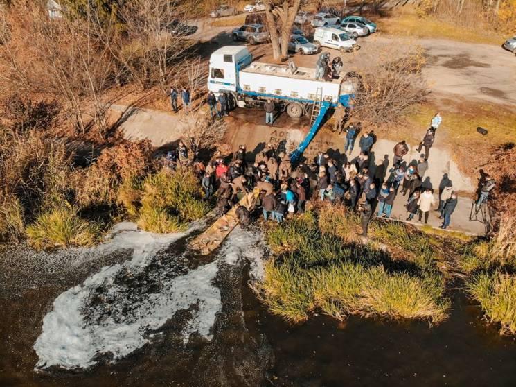 Уперше за сто років: У Вінниці влаштували великий рибний день (ФОТО)