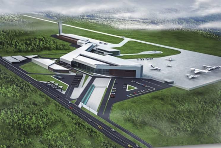 """В аеропорту """"Тернопіль"""" побудують вантажний термінал за 300 млн гривень"""